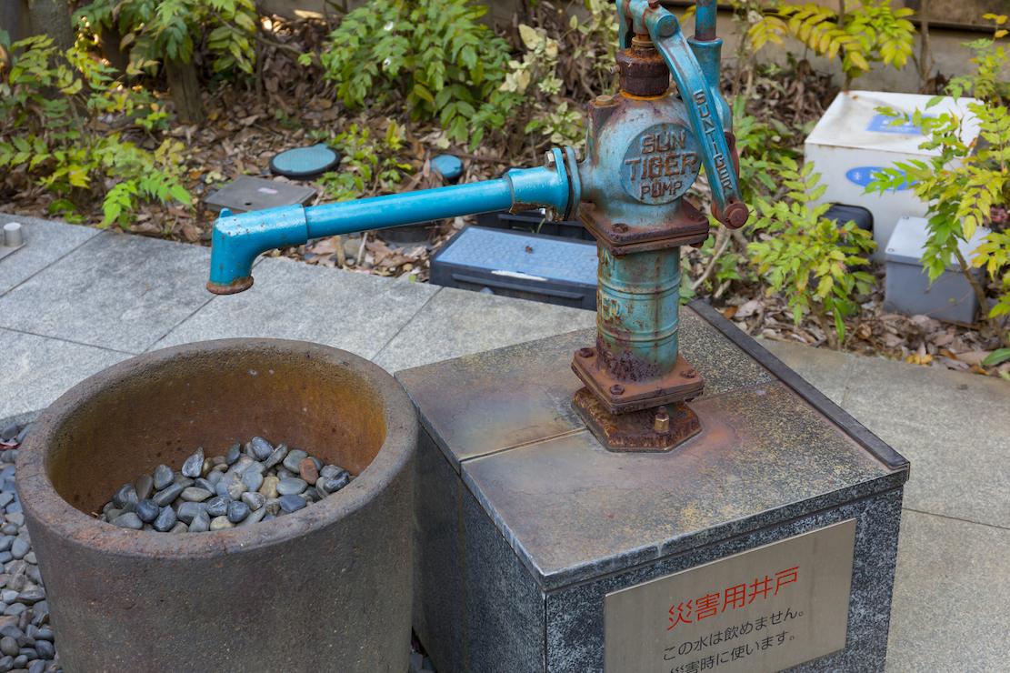 災害をきっかけに多方面から注目を集める防災井戸